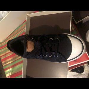 coach 12cm signature shoes